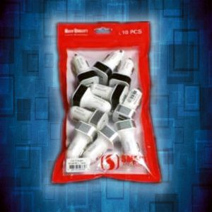 Single car adapter 10packs